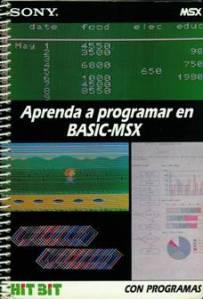 Libro Aprenda a programar en MSX Basic