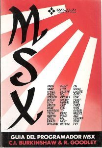 Libro Guia del programador MSX