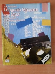 Libro Lenguaje Máquina para MSX