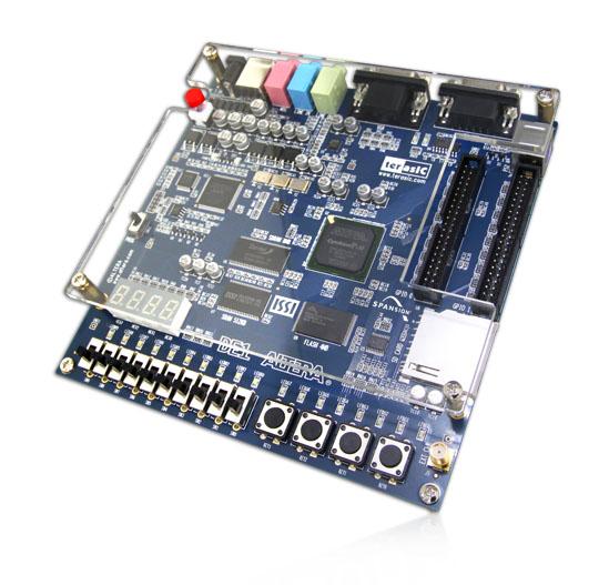 Construir un MSX con Altera DE1
