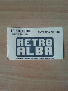 Breve crónica RetroAlba 2014