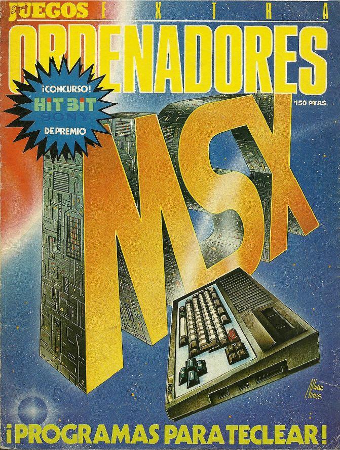 Por qué algunos aprendimos a programar en 1985 (2/3)